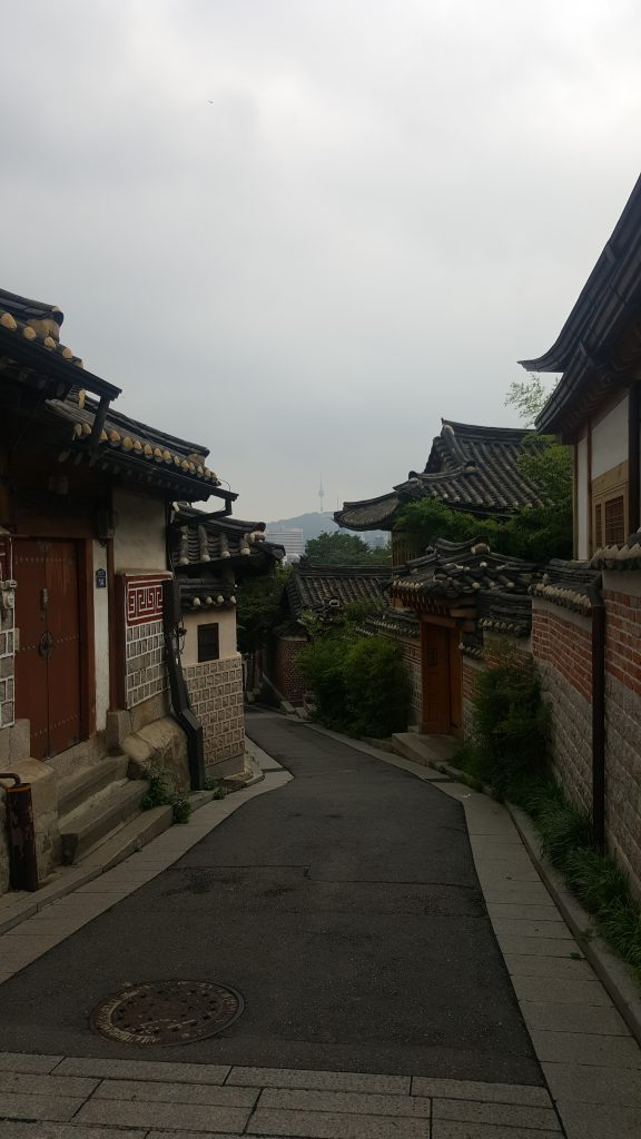 Hanook Village in Seoul